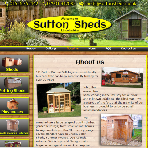 Sutton Sheds