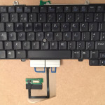 Front - Dell Latitude D400 Laptop Keyboard NSK-D400U UK Layout