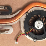 Sony VAIO VCG-N21M/W CPU Cooler Heatsink Fan PCG-7X1M
