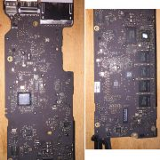 close-back-Faulty-Logic-Board-Motherboard-No-power-to-LCD-backlight-MacBook-Air-Core-i5-1.3-13-Mid-2013-MD760LL-a-A1466-EMC-2632MacBookAir6-2