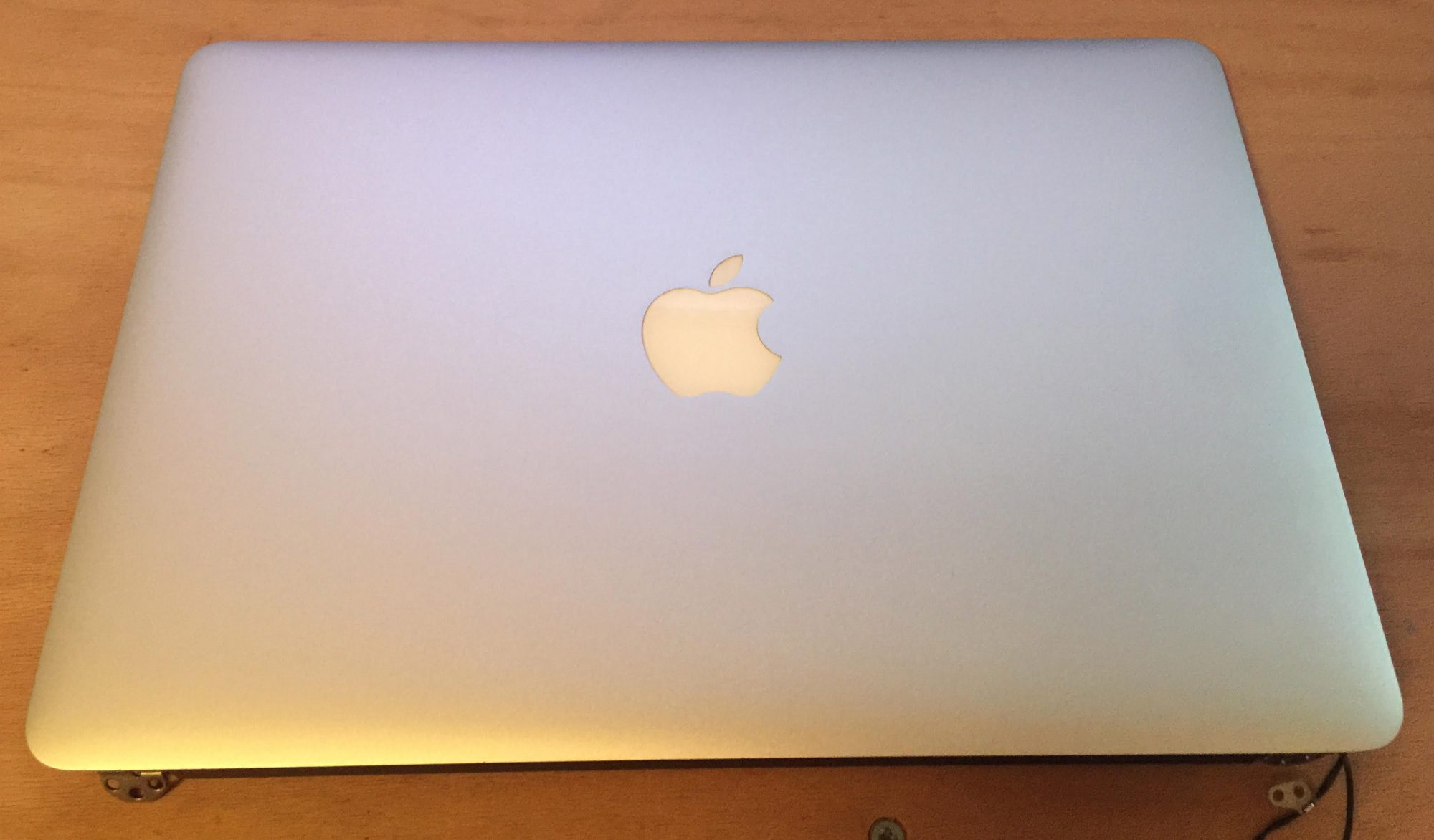 "Full Top LCD Assembly (Faulty) from MacBook Air ""Core i5″ 1.3 13"" Mid 2013, MD760LL/A*, A1466 (EMC 2632), MacBookAir6,2"