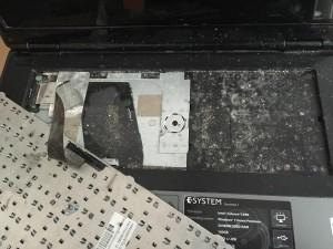 Replacement laptop keyboard Sheffield laptop repair.