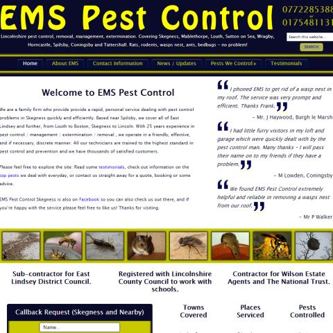 EMS Pest Control
