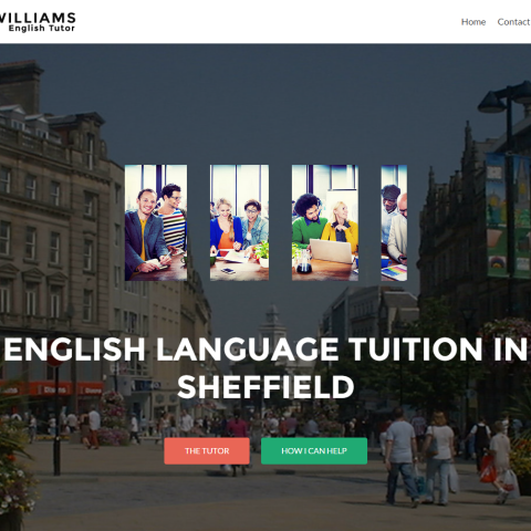 Mary Williams - English Teaching Sheffield