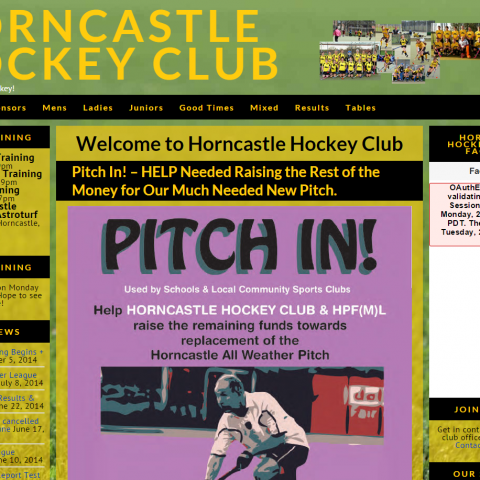 Horncastle Hockey Club