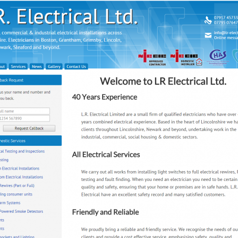L.R. Electrical
