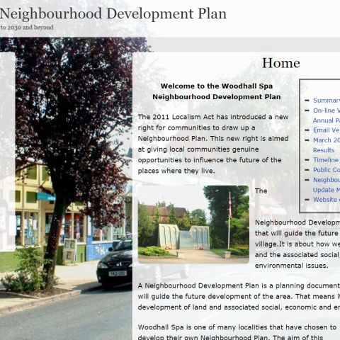 Woodhall Spa Neighbourhood Plan